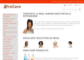 Afrocare.net thumbnail