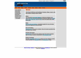 Afromix.org thumbnail