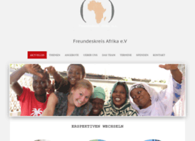 Afroprojects.org thumbnail