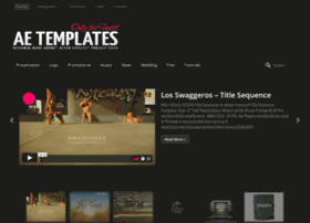 Aftereffects-template.com thumbnail