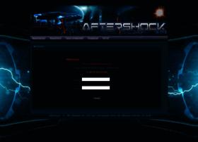 Aftershock-tracker.eu thumbnail
