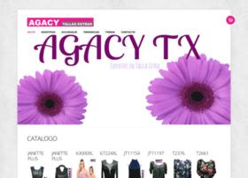 Agacytx.com.mx thumbnail