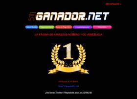 Aganador.net.ve thumbnail