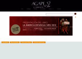 Agape-libros.com.ar thumbnail