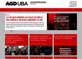Agduba.org.ar thumbnail