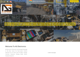 Agelectronics.in thumbnail