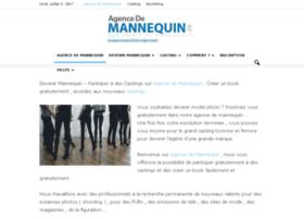 Agence-de-mannequin.fr thumbnail