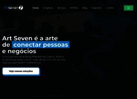 Agenciaartseven.com.br thumbnail