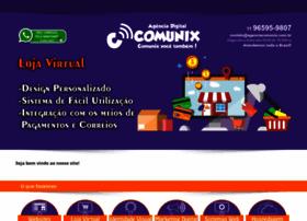 Agenciacomunix.com.br thumbnail