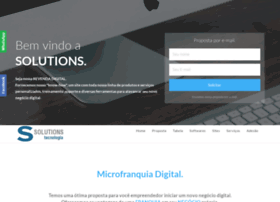 Agenciasolutions.com.br thumbnail