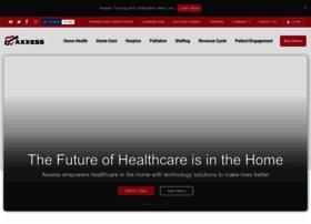 Agencycare.axxessweb.com thumbnail