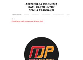Agenpulsaindonesia.co.id thumbnail