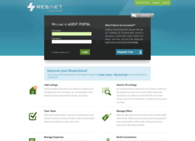 Agent.res.net thumbnail