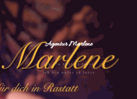 Agentur-marlene.de thumbnail