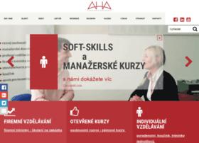 Agentura-aha.cz thumbnail
