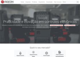 Ageon.com.br thumbnail