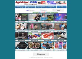 Agevideon.club thumbnail