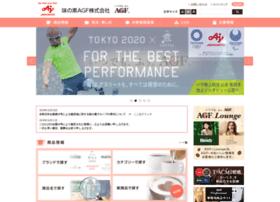 Agf.co.jp thumbnail