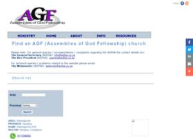 Agfsa.co.za thumbnail