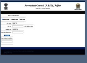 Agguj.cag.gov.in thumbnail
