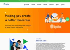 Agilitics.sg thumbnail