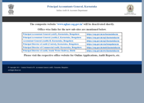 Agkar.cag.gov.in thumbnail