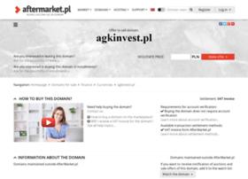Agkinvest.pl thumbnail