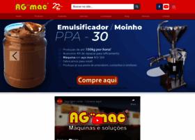 Agmac.com.br thumbnail