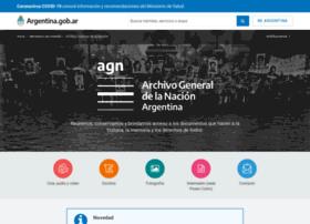 Agnargentina.gob.ar thumbnail