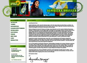 Agnieszka-brugger.de thumbnail