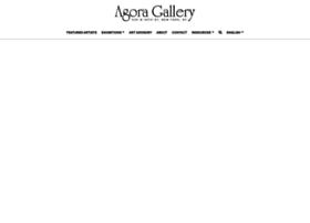 Agora-gallery.com thumbnail