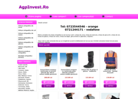 Agpinvest.ro thumbnail