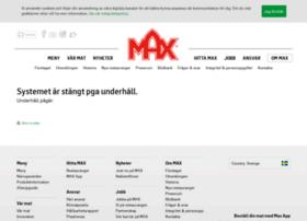 Agresso.max.se thumbnail
