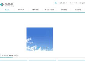 Agrex.co.jp thumbnail