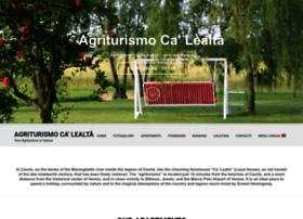 Agriturismocalealta.it thumbnail