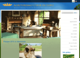 Agriturismocuordilupo.it thumbnail