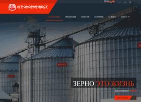 Agrocominvest.ru thumbnail