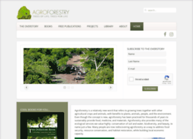 Agroforestry.org thumbnail
