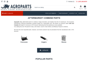 Agroparts.us thumbnail
