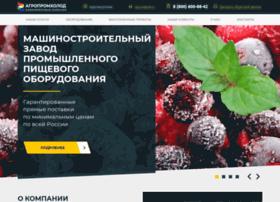 Agropromholod.ru thumbnail