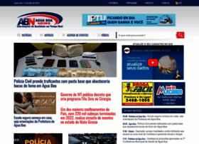 Aguaboanews.com.br thumbnail