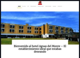 Aguasdelmontehotelspa.com.ar thumbnail