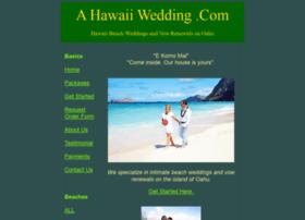 Ahawaiiwedding.com thumbnail