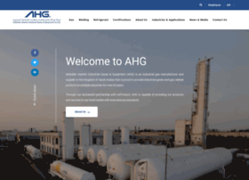 ahg.com.sa at WI. AHG - Abdullah Hashim Industrial Gases ...