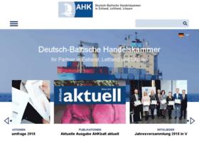 Ahk-balt.org thumbnail