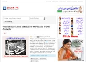 Ahotpics.com.incom.pk thumbnail