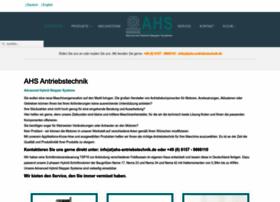 Ahs-antriebstechnik.de thumbnail