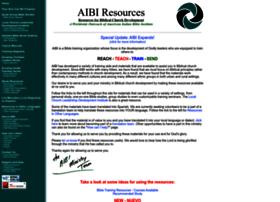 Aibi.org thumbnail
