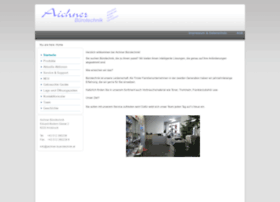 Aichner-buerotechnik.at thumbnail