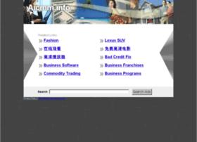 Aicmm.info thumbnail